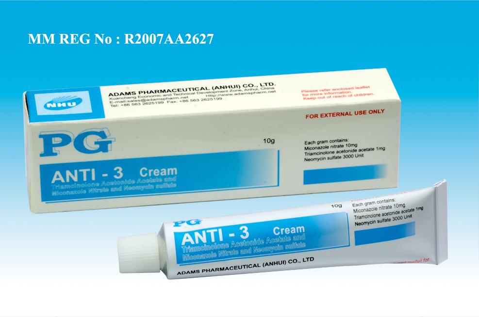 Anti - 3 Cream