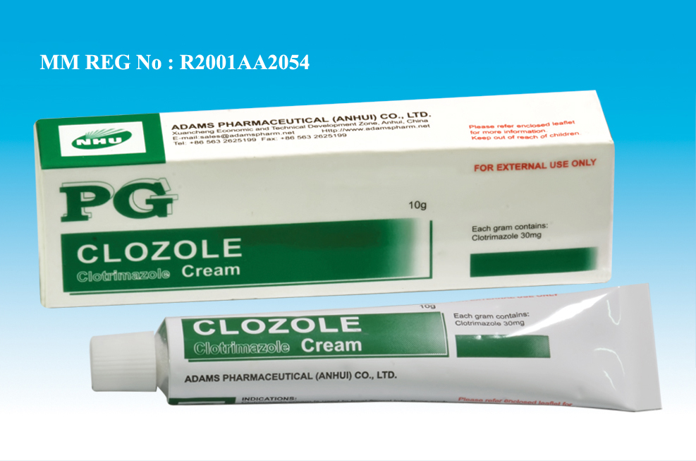 Clozole Cream