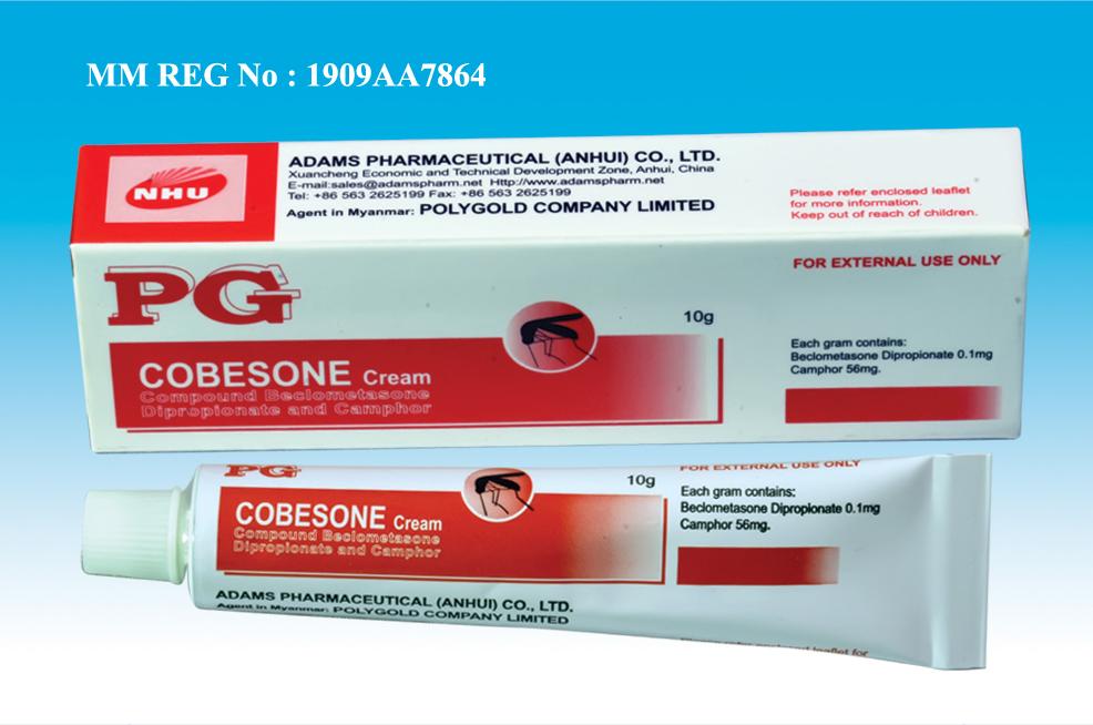 Cobesone Cream
